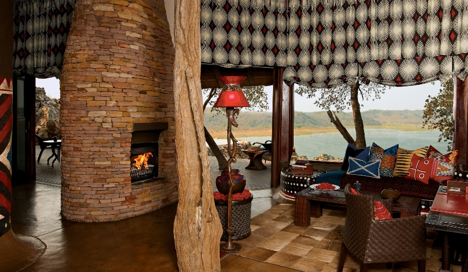 Africa African Game Resorts Safari Private Reserve Luxury Contemporary