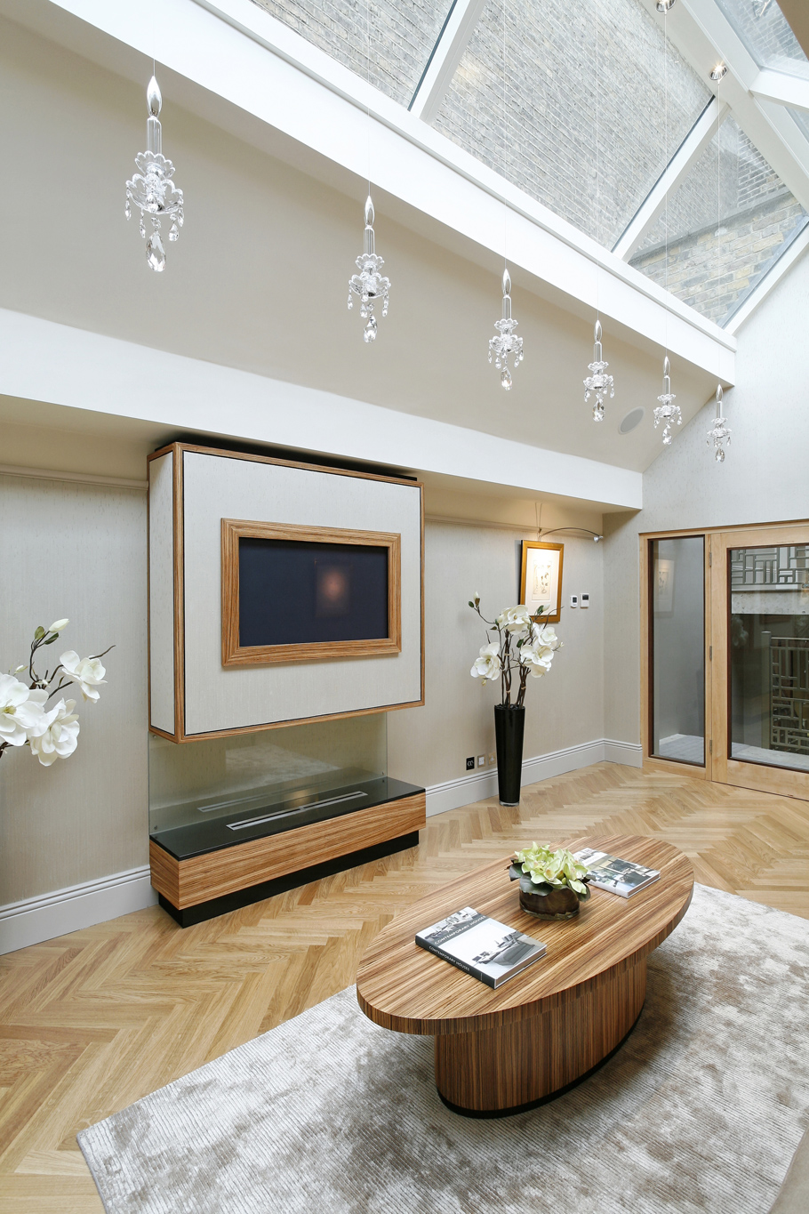 Eaton terrace london by rigby rigby adelto adelto - Maison freshwater brewster hjorth architects ...