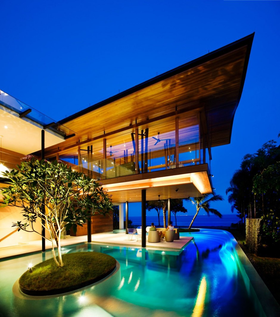 Luxury Property in Singapore by Guz Architects (17)