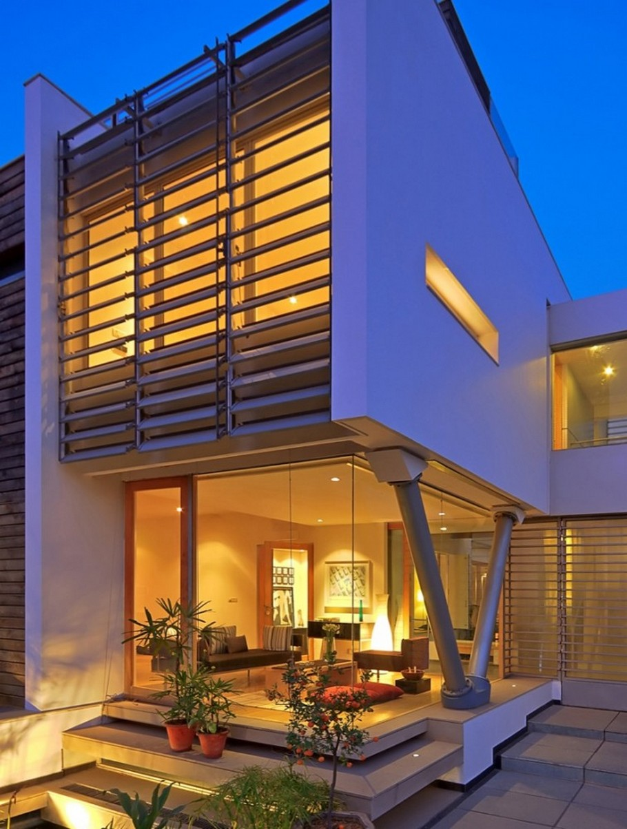 Luxury Indian B-99 House by DADA & Partners