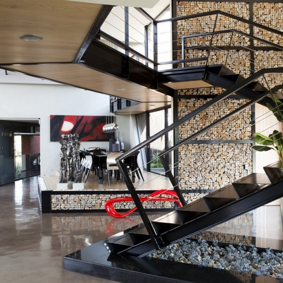 Contemporary  Home Pretoria, South Africa (7)