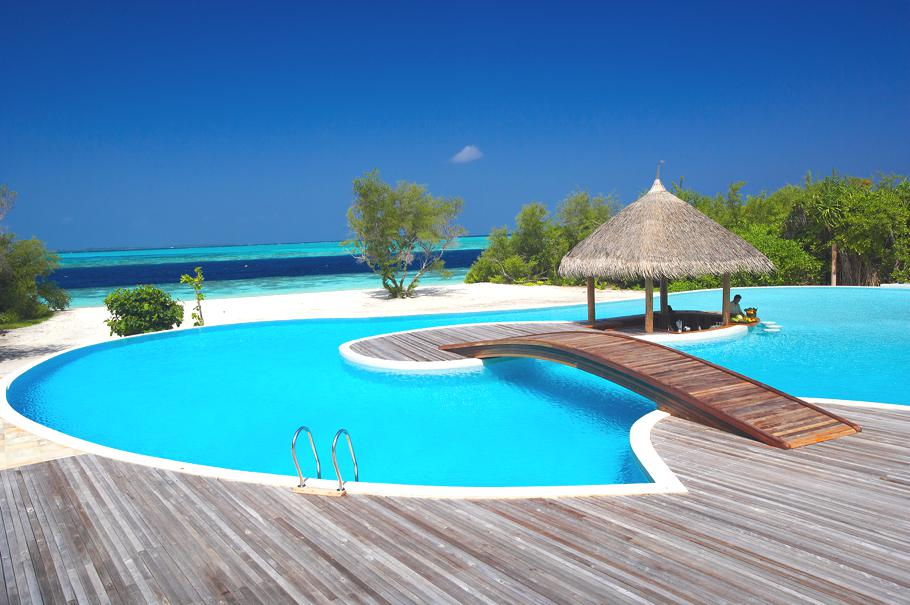 Luxury resort Maldives 2