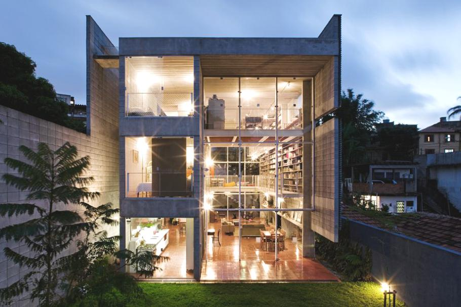 Luxury House Brazil 1