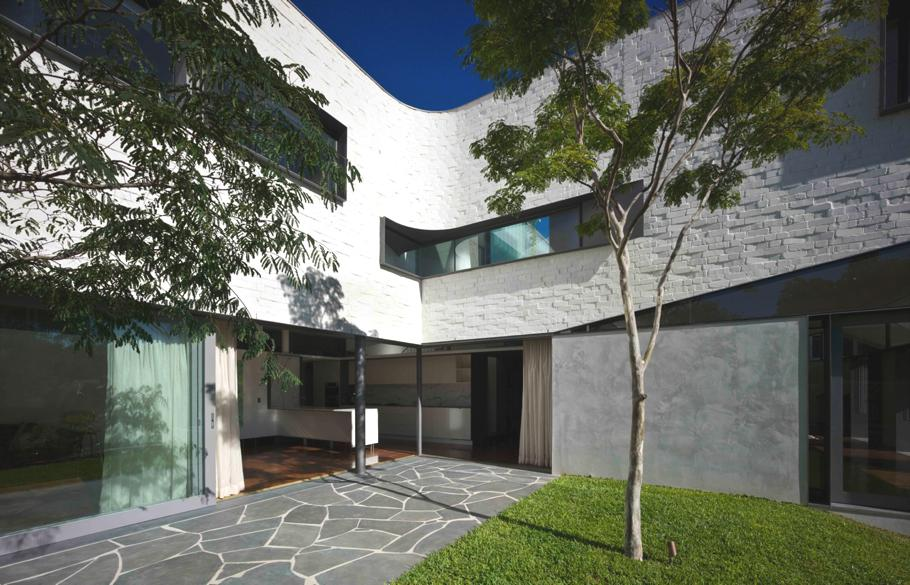 Contemporary-Garden House-Sydney-Australia 16