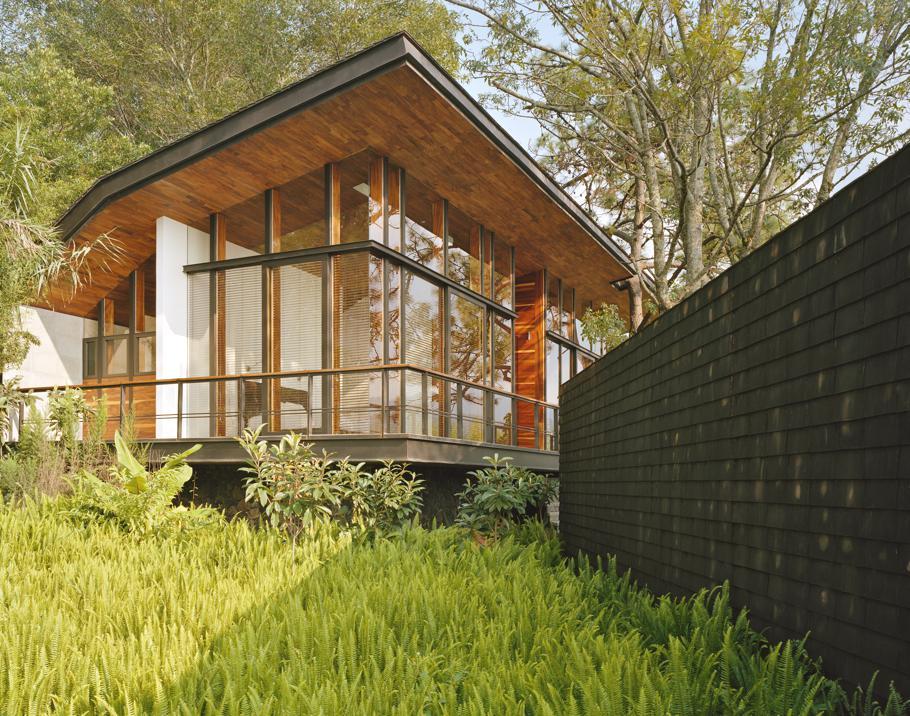 Contemporary-property-Mexico-Casa-en-el-bosque 9