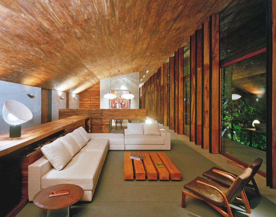 Contemporary-property-Mexico-Casa-en-el-bosque 11