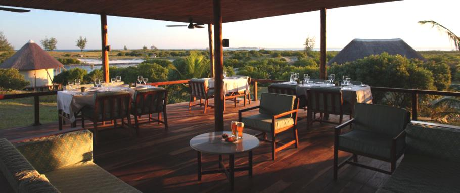 Luxury Coral Lodge Mozambique 2