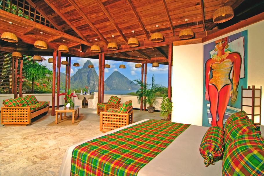 Luxury-Anse- Chastanet-resort-St-Lucia 1
