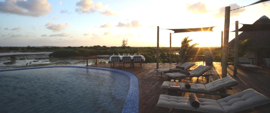 Luxury Coral Lodge Mozambique 6