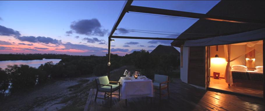 Luxury Coral Lodge Mozambique 8