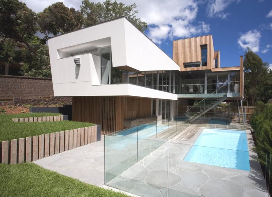 Contemporary house Australia 6