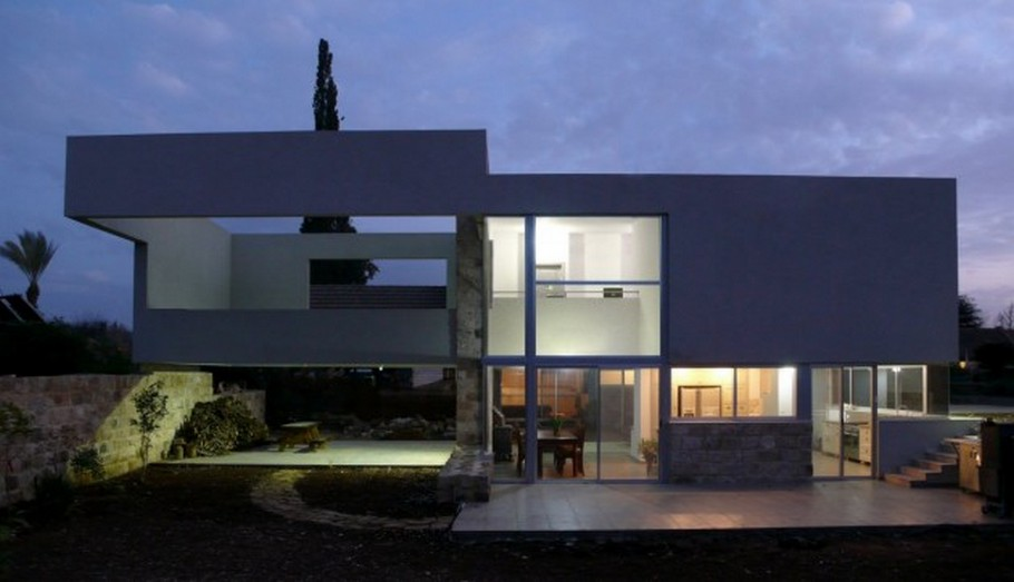 1 Luxury property in Israel by Uri Cohen