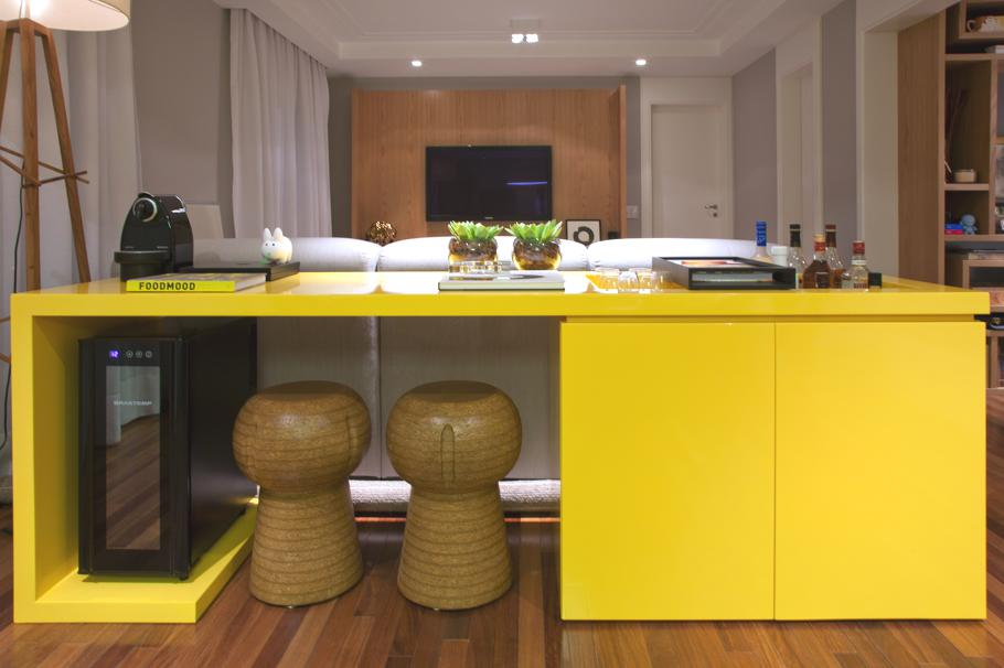 Contemporary-Baraa-Funda Apartment-Brazil 1
