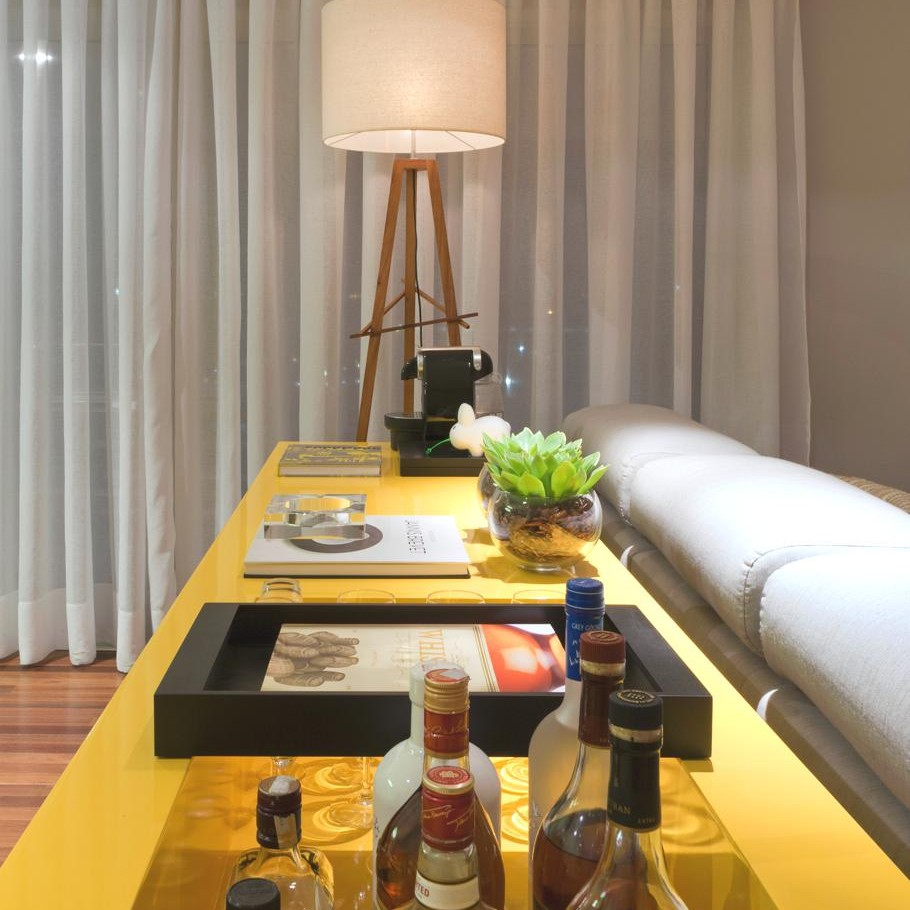 Contemporary-Baraa-Funda Apartment-Brazil 5