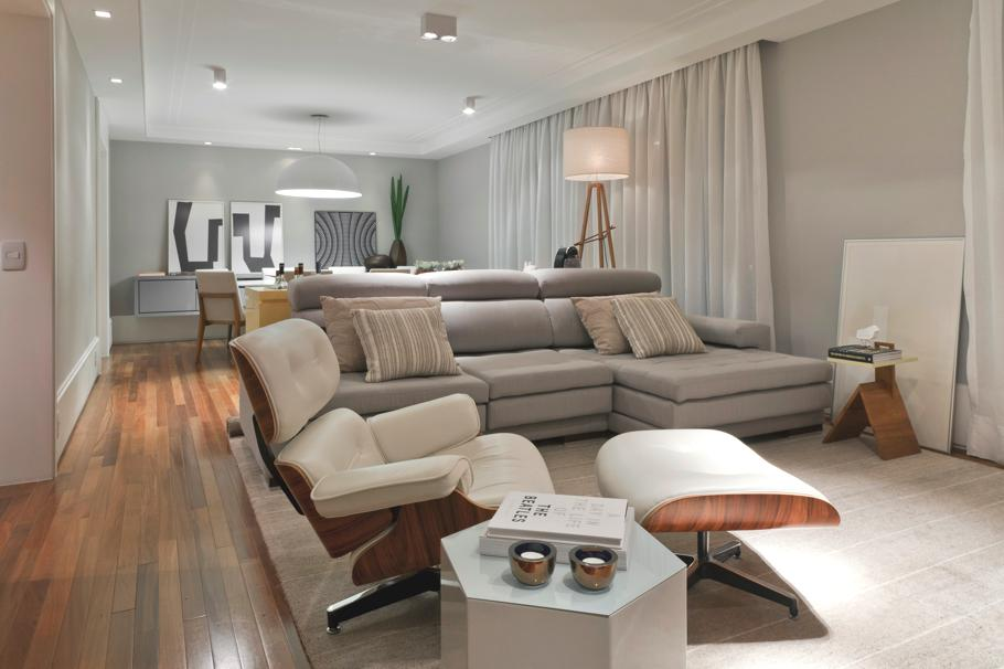 Contemporary-Baraa-Funda Apartment-Brazil 6