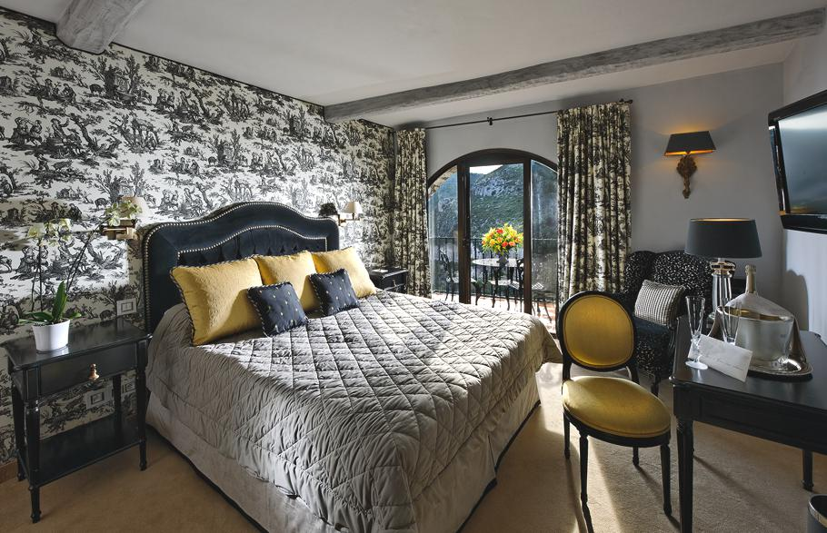 Luxury boutique hotel ch teau eza french riviera adelto for Five boutique hotel