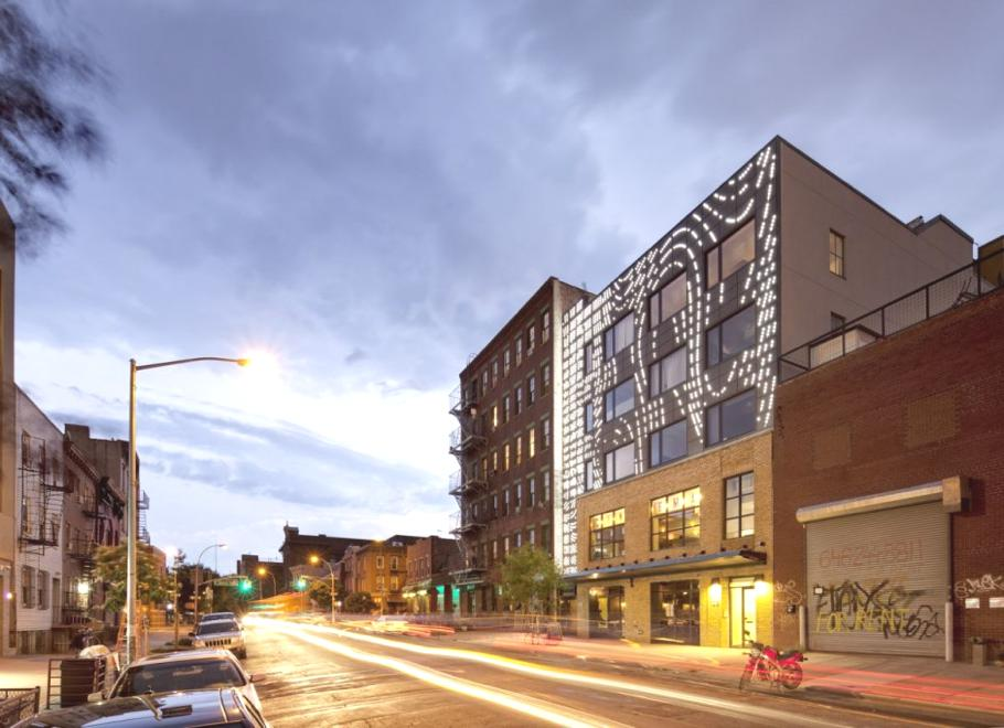 Contemporary-Nitehawk-Cinema-and-Apartments-New-York 3