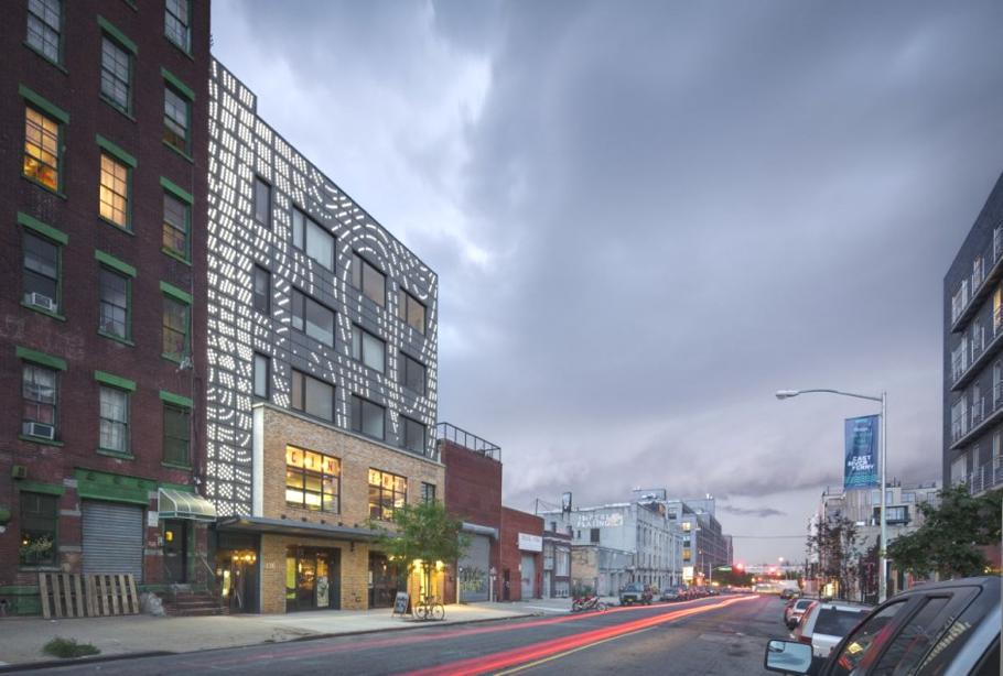 Contemporary-Nitehawk-Cinema-and-Apartments-New-York 4