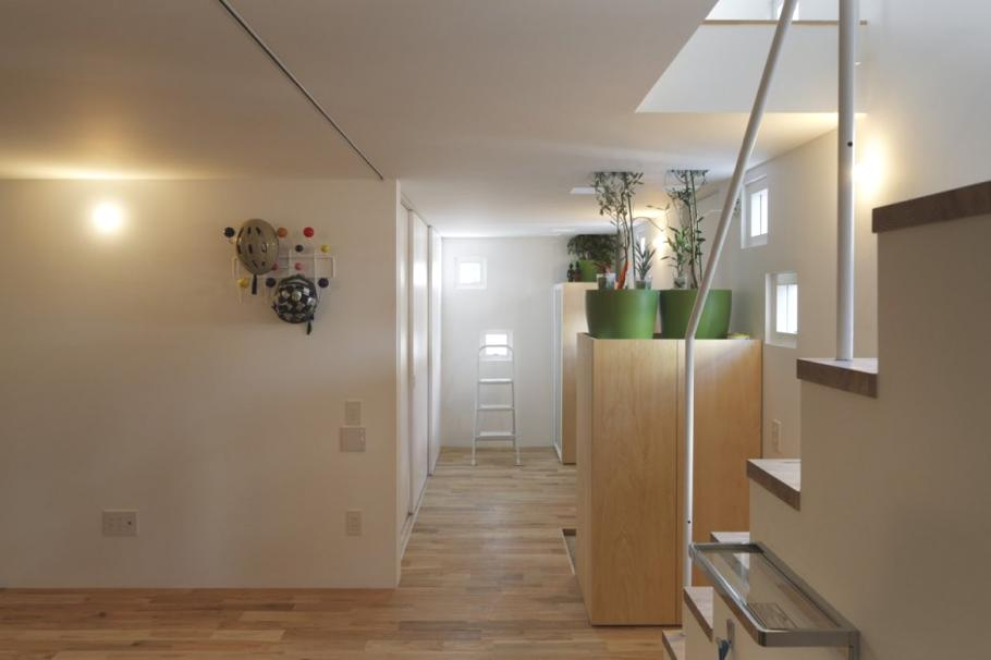 Contemporary-RoomRoom-House-Tokyo-Japan 3