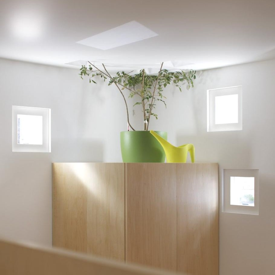 Contemporary-RoomRoom-House-Tokyo-Japan 4