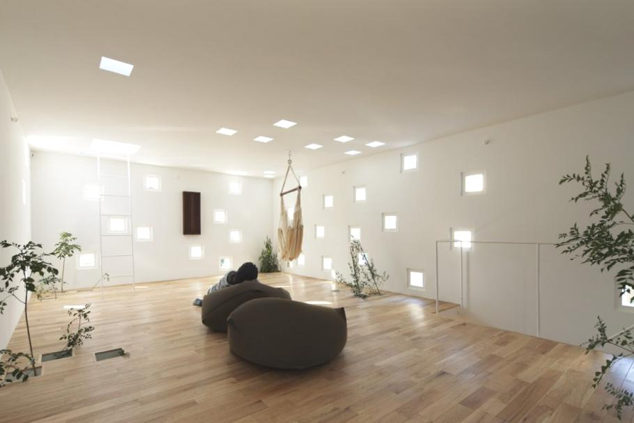 Contemporary-RoomRoom-House-Tokyo-Japan 5