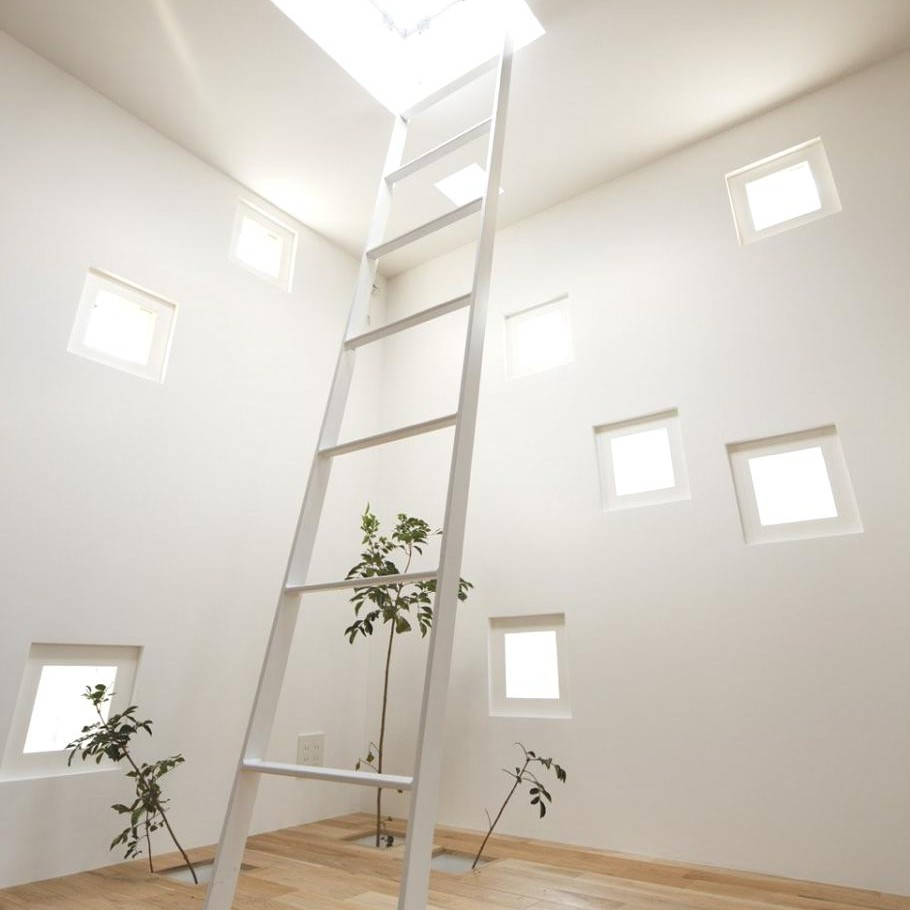 Contemporary-RoomRoom-House-Tokyo-Japan 7