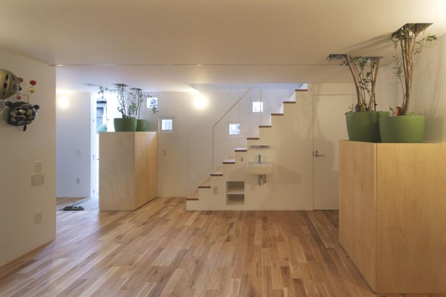 Contemporary-RoomRoom-House-Tokyo-Japan 8