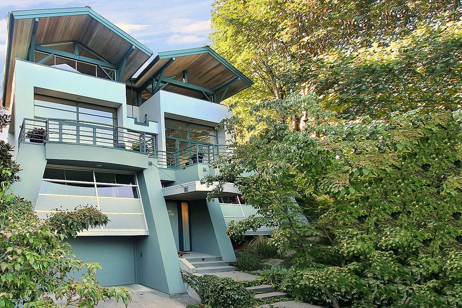 1 Euclid Residence in Seattle by Balance Associates Architects