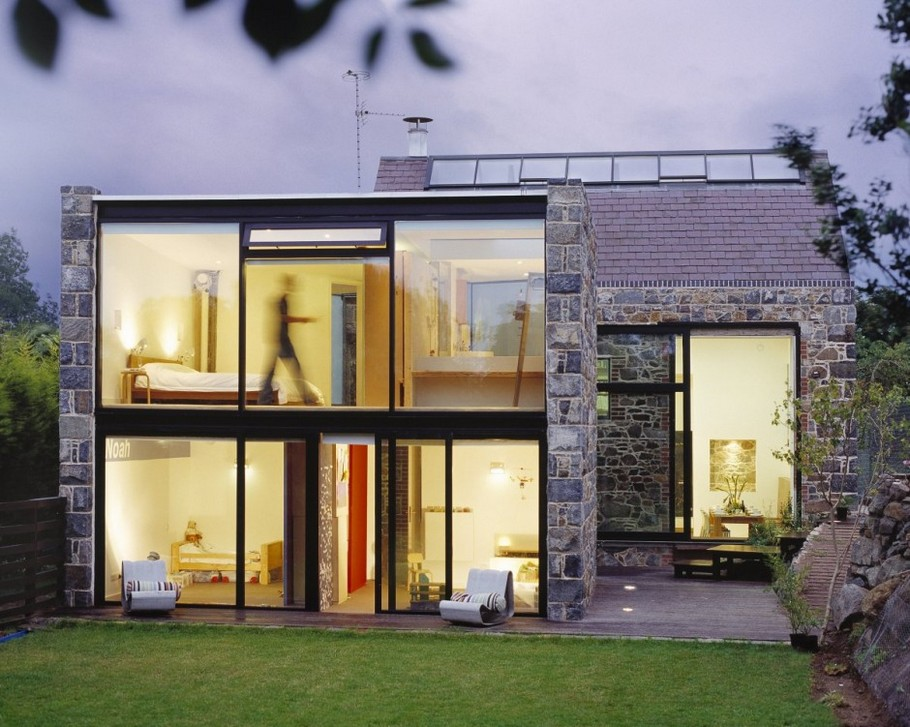 1 Glorious Guernsey Home by MOOARC