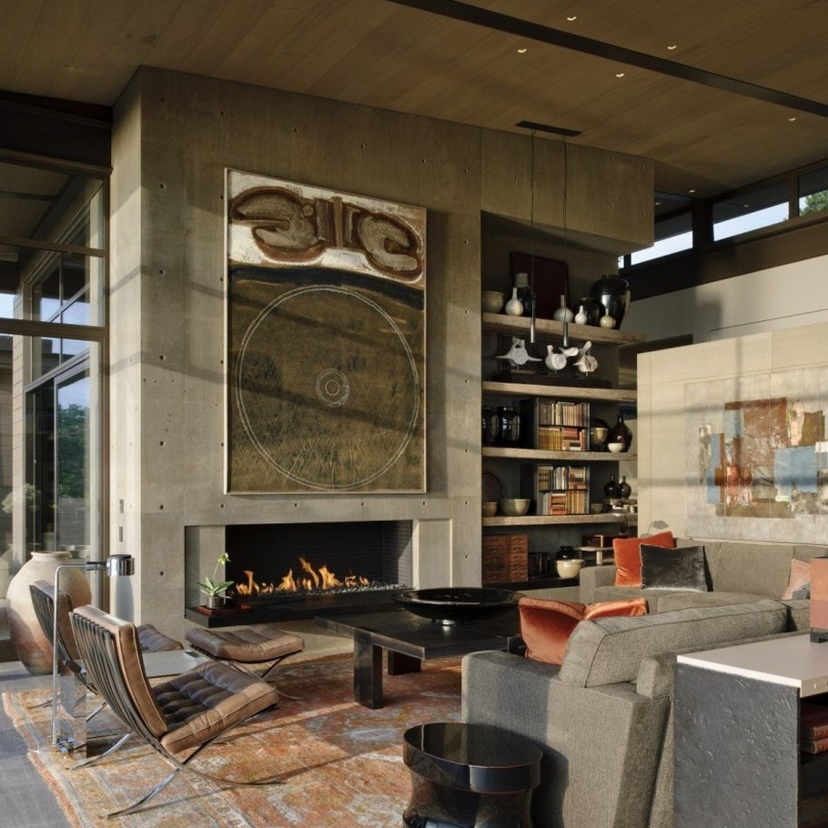 10 Washington Park Residence by Sullivan Conard Architects