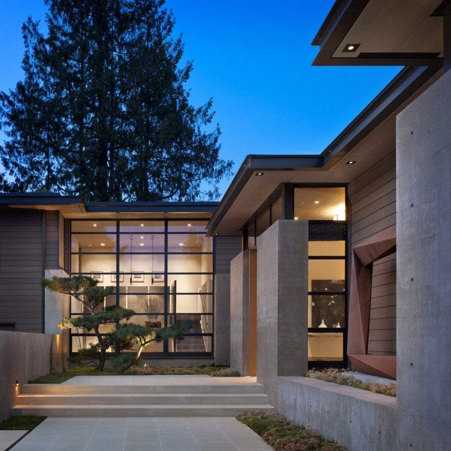 2 Washington Park Residence by Sullivan Conard Architects