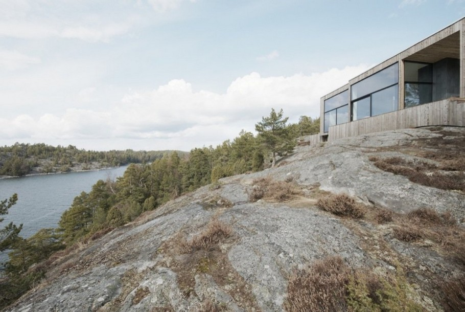 3 House on a Cliff by Petra Gipp Arkitektur and Katarina Lundeberg