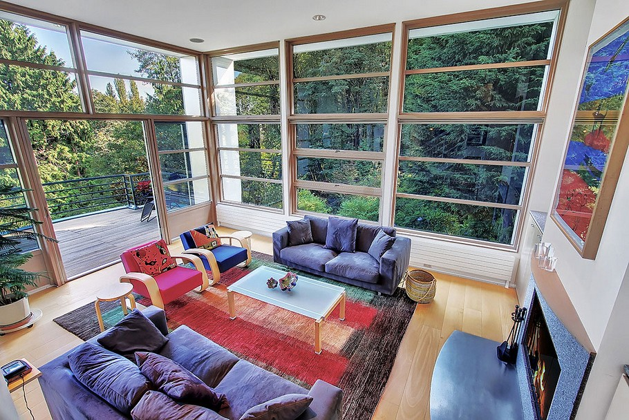 4 Euclid Residence in Seattle by Balance Associates Architects