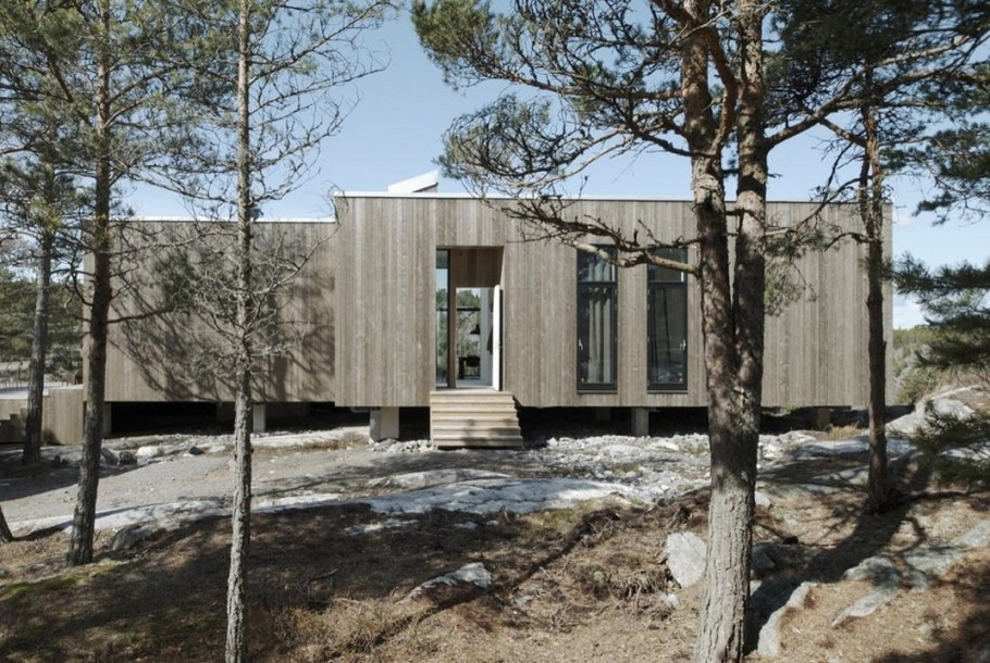 4 House on a Cliff by Petra Gipp Arkitektur and Katarina Lundeberg