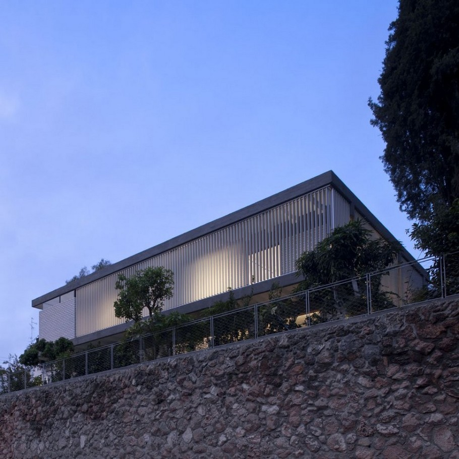 4 Rechter House by Pitsou Kedem Architects