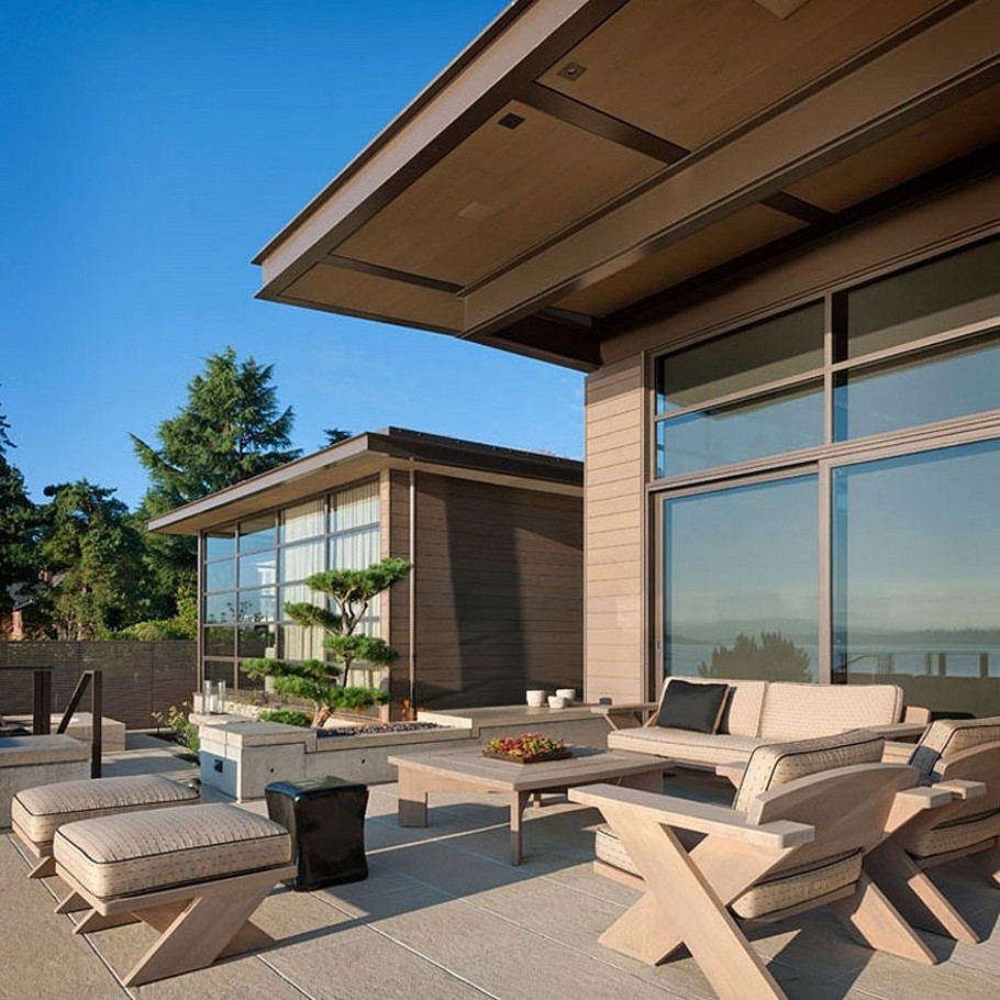 4 Washington Park Residence by Sullivan Conard Architects