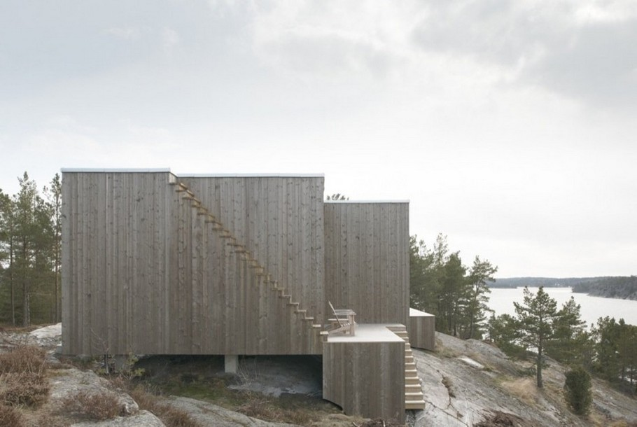 6 House on a Cliff by Petra Gipp Arkitektur and Katarina Lundeberg