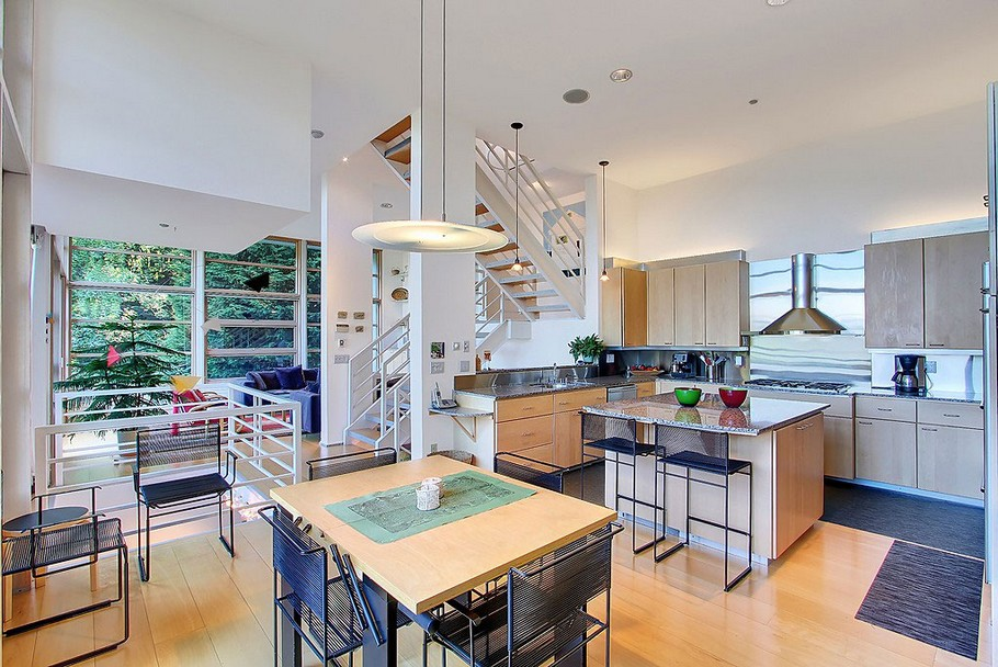 7 Euclid Residence in Seattle by Balance Associates Architects