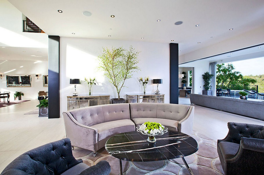 7 Extraodinary Modern Home in Bel-Air by Dream Project LA