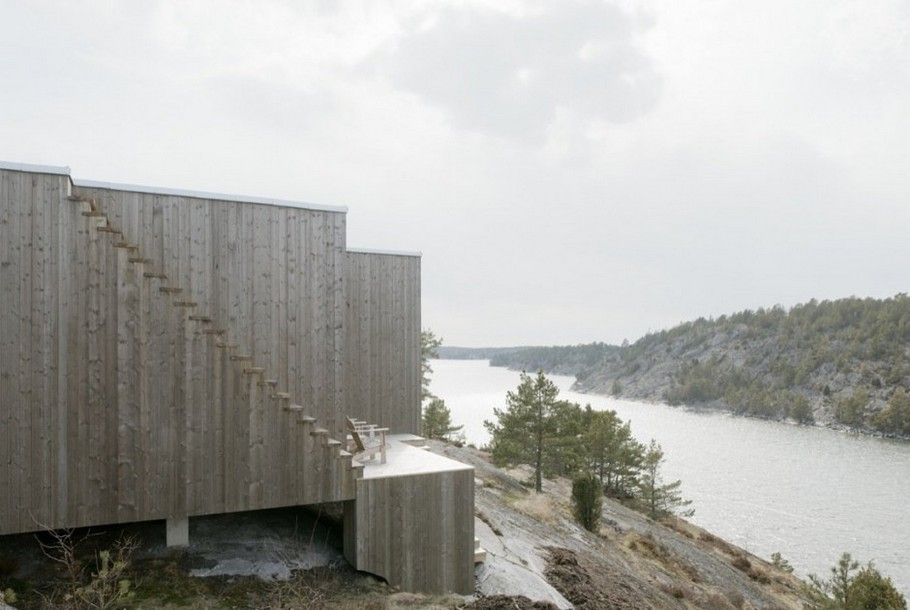 7 House on a Cliff by Petra Gipp Arkitektur and Katarina Lundeberg
