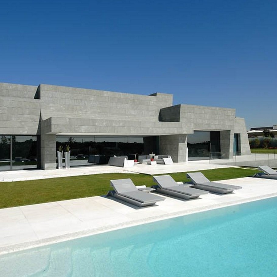7 Luxurious Contemporary Home by A-cero