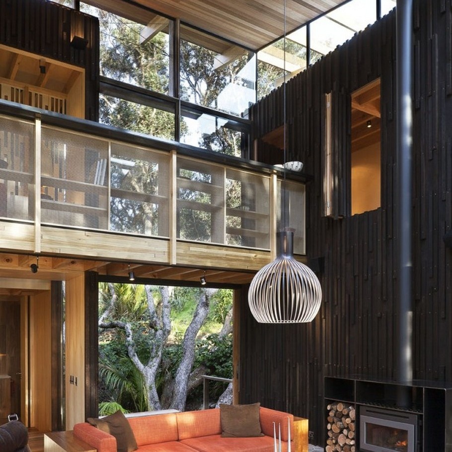 7 Under Pohutukawa Beach House by Herbst Architects