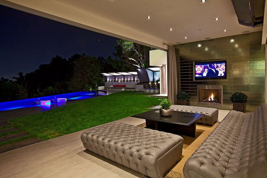9 Extraodinary Modern Home in Bel-Air by Dream Project LA