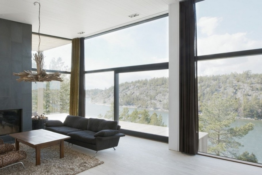 9 House on a Cliff by Petra Gipp Arkitektur and Katarina Lundeberg