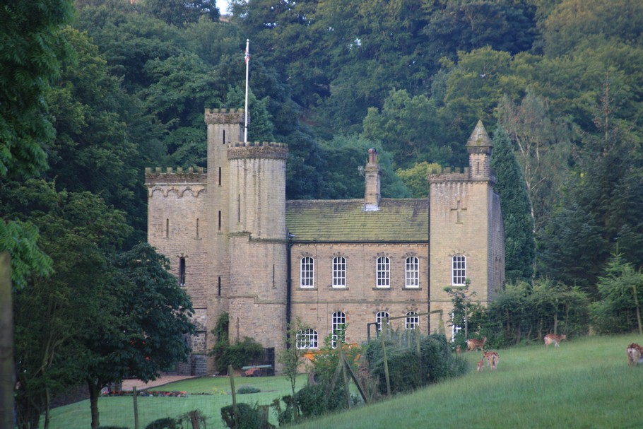 Luxury Carr Hall Castle 10