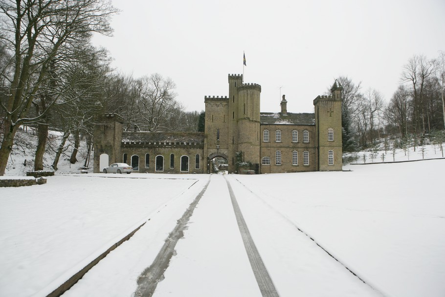 Luxury Carr Hall Castle 25