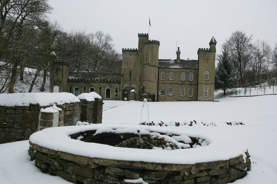 Luxury Carr Hall Castle 26