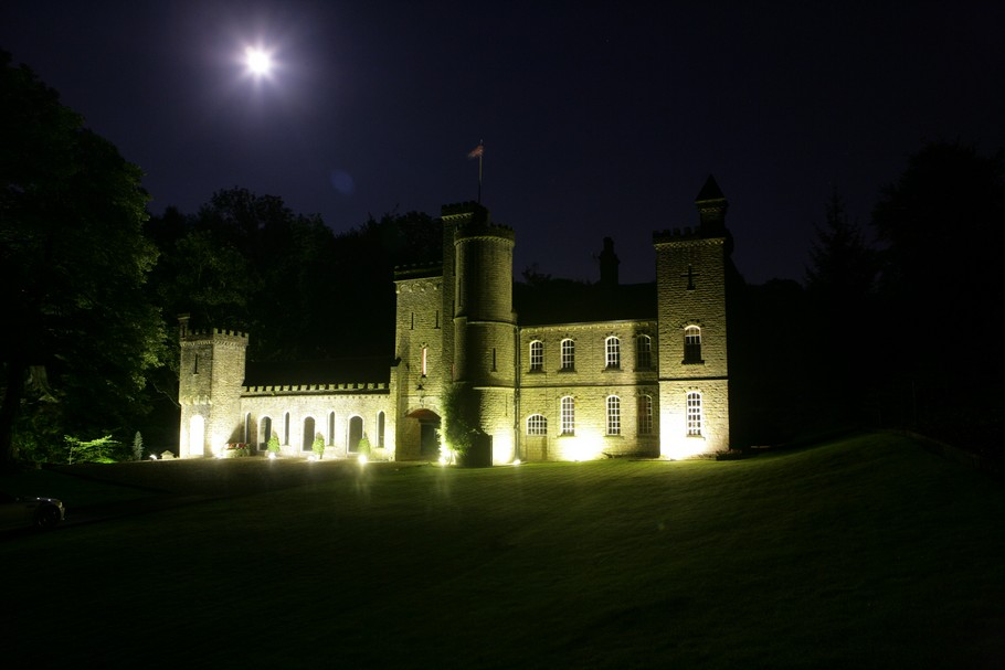 Luxury Carr Hall Castle 28