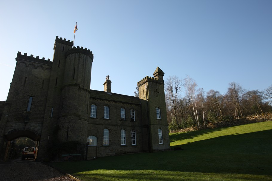 Luxury Carr Hall Castle 3