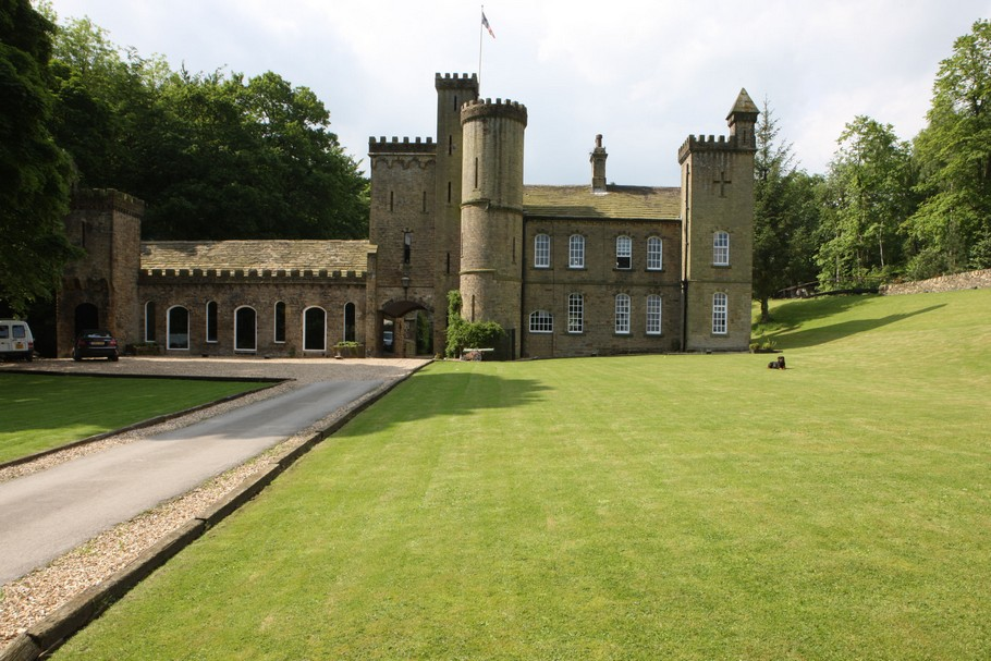 Luxury Carr Hall Castle 5